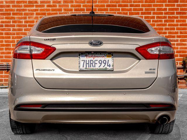 2015 Ford Fusion SE Burbank, CA 6