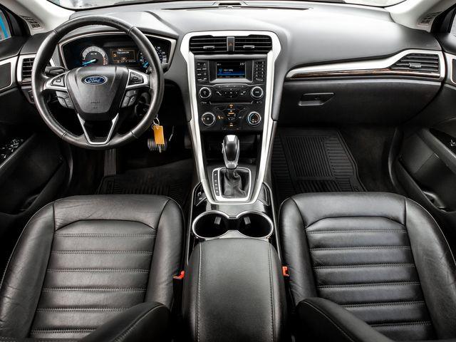 2015 Ford Fusion SE Burbank, CA 8