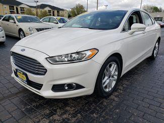 2015 Ford Fusion SE   Champaign, Illinois   The Auto Mall of Champaign in Champaign Illinois