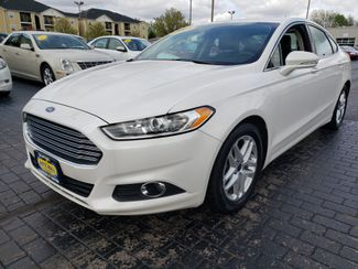 2015 Ford Fusion SE | Champaign, Illinois | The Auto Mall of Champaign in Champaign Illinois