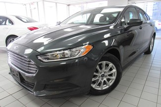 2015 Ford Fusion S Chicago, Illinois 2