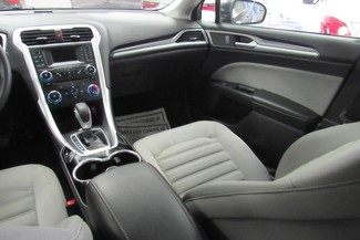 2015 Ford Fusion S Chicago, Illinois 22