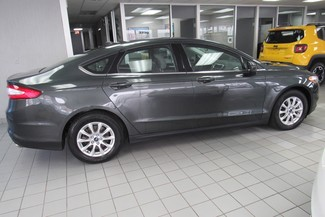 2015 Ford Fusion S Chicago, Illinois 3
