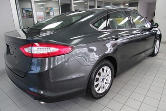 2015 Ford Fusion S Chicago, Illinois 4