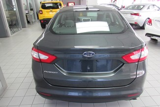 2015 Ford Fusion S Chicago, Illinois 5