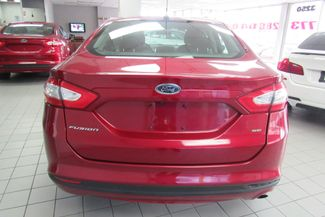 2015 Ford Fusion SE W/ BACK UP CAM Chicago, Illinois 5