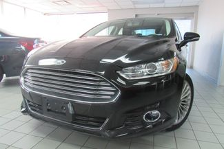 2015 Ford Fusion Titanium W/ BACK UP CAM Chicago, Illinois 4