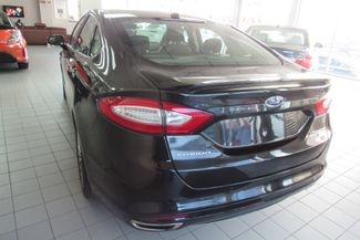2015 Ford Fusion Titanium W/ BACK UP CAM Chicago, Illinois 6