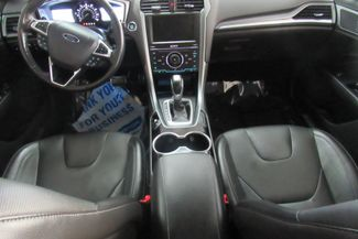 2015 Ford Fusion Titanium W/ BACK UP CAM Chicago, Illinois 13