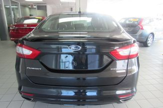 2015 Ford Fusion Titanium W/NAVIGATION SYSTEM / BACK UP CAM Chicago, Illinois 5
