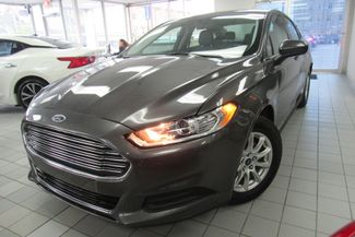 2015 Ford Fusion S W/ BACK UP CAM Chicago, Illinois 2