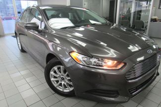 2015 Ford Fusion S W/ BACK UP CAM Chicago, Illinois
