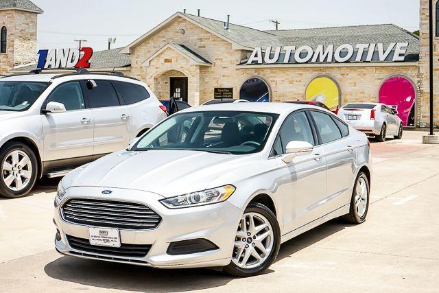 2015 Ford Fusion SE in Dallas TX