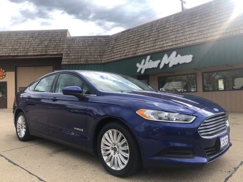 2015 Ford Fusion S in Dickinson, ND