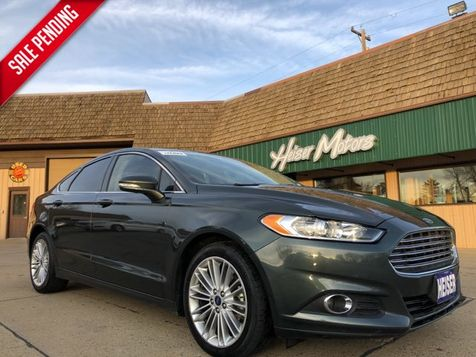 2015 Ford Fusion SE in Dickinson, ND