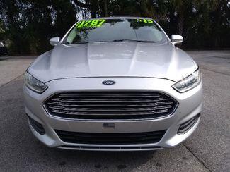 2015 Ford Fusion SE Dunnellon, FL 7
