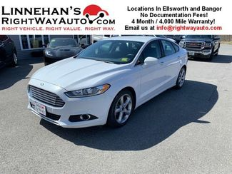 2015 Ford Fusion SE in Bangor, ME 04401