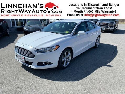2015 Ford Fusion SE in Bangor