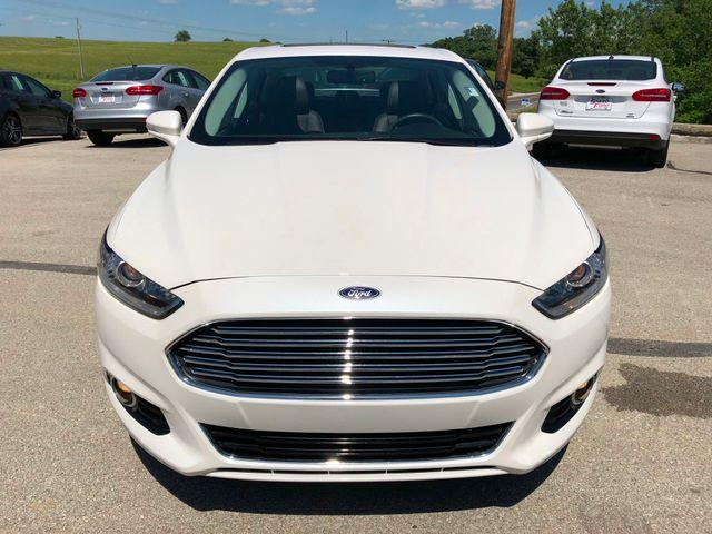 2015 Ford Fusion Energi Titanium in Gower Missouri, 64454