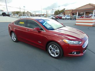 2015 Ford Fusion Energi Titanium in Kingman Arizona, 86401