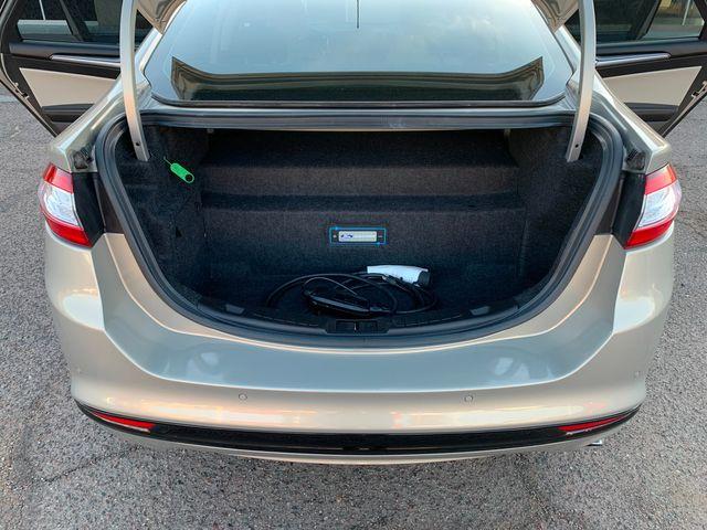 2015 Ford Fusion Energi Titanium 3 MONTH/3,000 MILIE NATIONAL POWERTRAIN WARRANTY Mesa, Arizona 11
