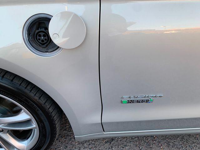 2015 Ford Fusion Energi Titanium 3 MONTH/3,000 MILIE NATIONAL POWERTRAIN WARRANTY Mesa, Arizona 23