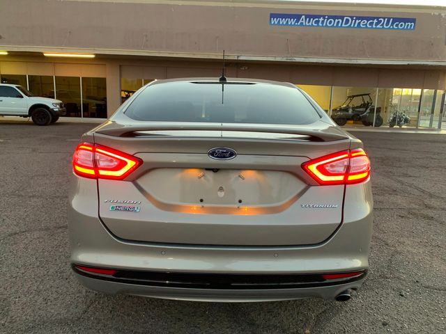 2015 Ford Fusion Energi Titanium 3 MONTH/3,000 MILIE NATIONAL POWERTRAIN WARRANTY Mesa, Arizona 3