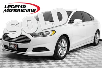 2015 Ford Fusion SE in Garland