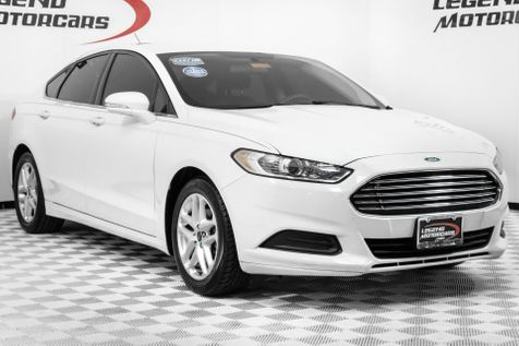 2015 Ford Fusion SE in Garland, TX