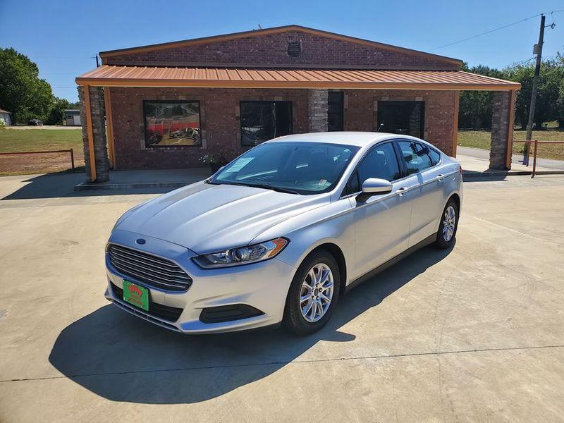 2015 Ford Fusion S   Gilmer, TX   Win Auto Center, LLC in Gilmer TX