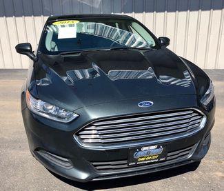2015 Ford Fusion S in Harrisonburg, VA 22801