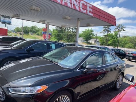 2015 Ford Fusion Titanium - John Gibson Auto Sales Hot Springs in Hot Springs, Arkansas