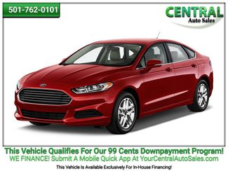 2015 Ford Fusion in Hot Springs AR