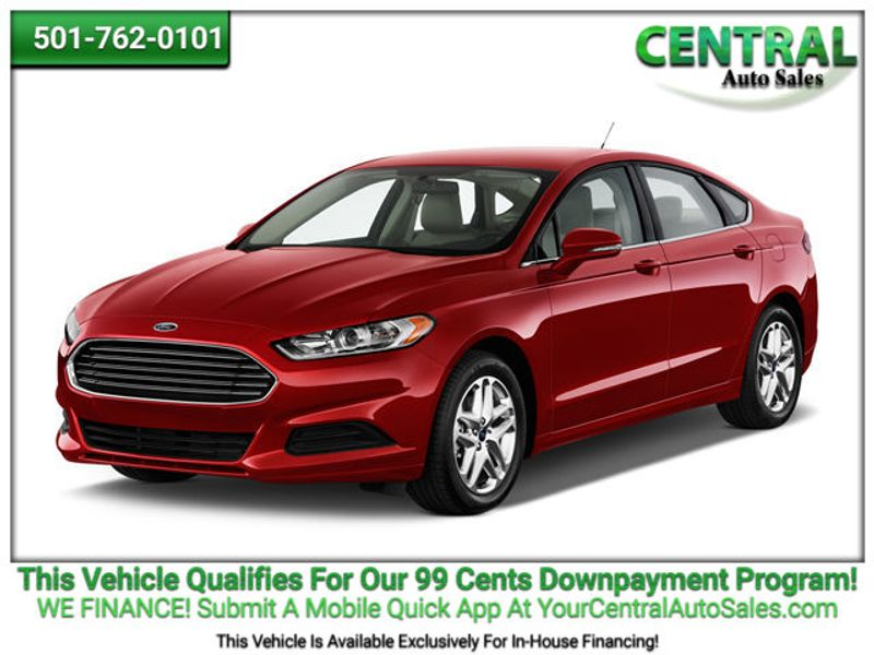 2015 Ford Fusion SE | Hot Springs, AR | Central Auto Sales in Hot Springs AR