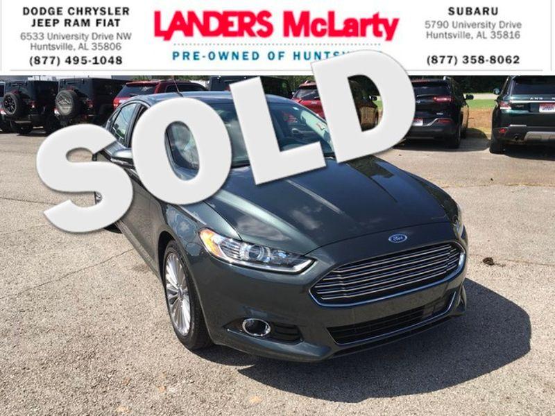 Landers Mclarty Ford >> 2015 Ford Fusion Titanium Huntsville Alabama Landers Mclarty