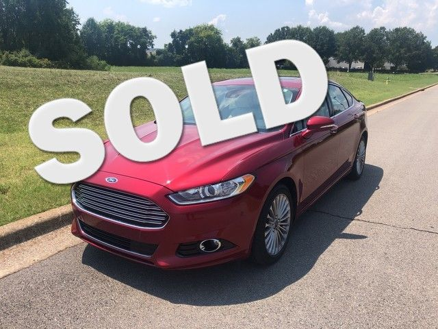 2015 Ford Fusion Titanium | Huntsville, Alabama | Landers Mclarty DCJ & Subaru in  Alabama