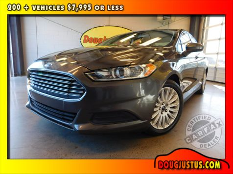 2015 Ford Fusion Hybrid S in Airport Motor Mile ( Metro Knoxville ), TN