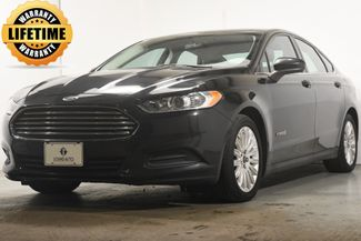 2015 Ford Fusion Hybrid S in Branford, CT 06405