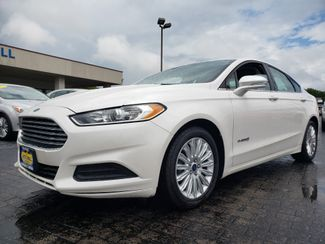 2015 Ford Fusion Hybrid SE | Champaign, Illinois | The Auto Mall of Champaign in Champaign Illinois
