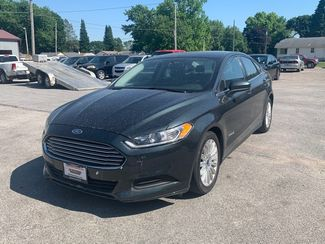 2015 Ford Fusion Hybrid S in Coal Valley, IL 61240