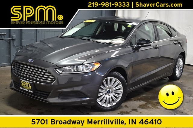 2015 Ford Fusion Hybrid SE in Merrillville, IN 46410