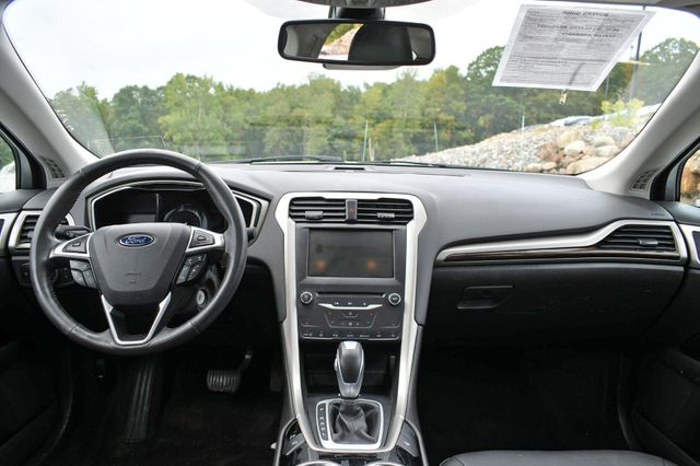 2015 Ford Fusion Hybrid SE Naugatuck, Connecticut 16