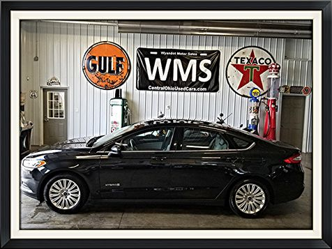 2015 Ford Fusion Hybrid S in , Ohio
