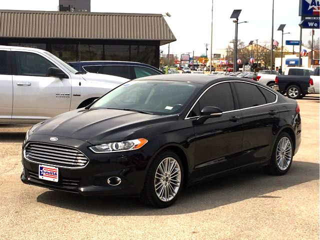 2015 Ford Fusion in Irving Texas