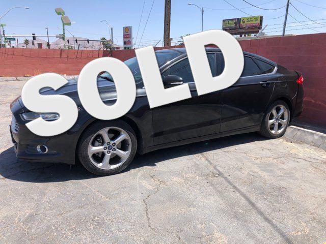 2015 Ford Fusion SE CAR PROS AUTO CENTER (702) 405-9905 Las Vegas, Nevada
