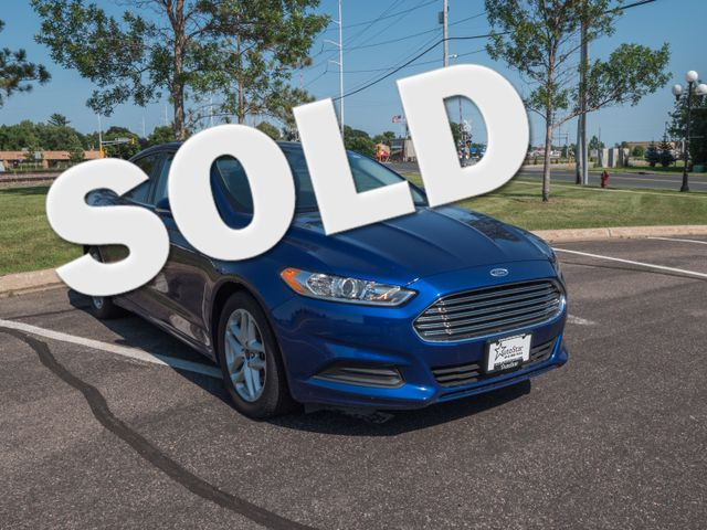 2015 Ford Fusion SE with a 6 month 6000 miles warranty Maple Grove, Minnesota