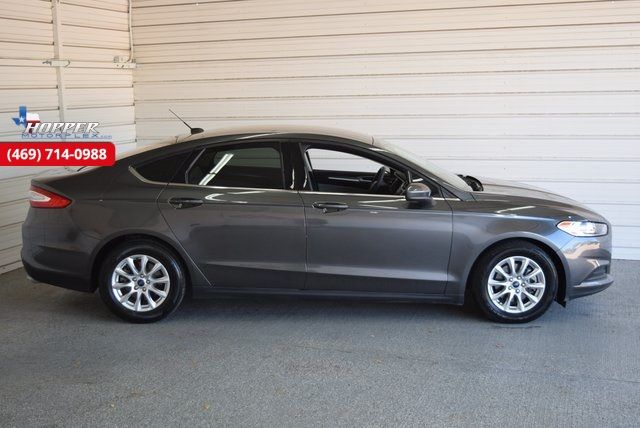 2015 Ford Fusion S in McKinney Texas, 75070
