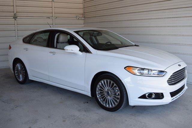 2015 Ford Fusion Titanium in McKinney Texas, 75070