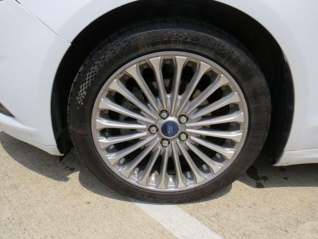 2015 Ford Fusion Titanium in McKinney, Texas 75070