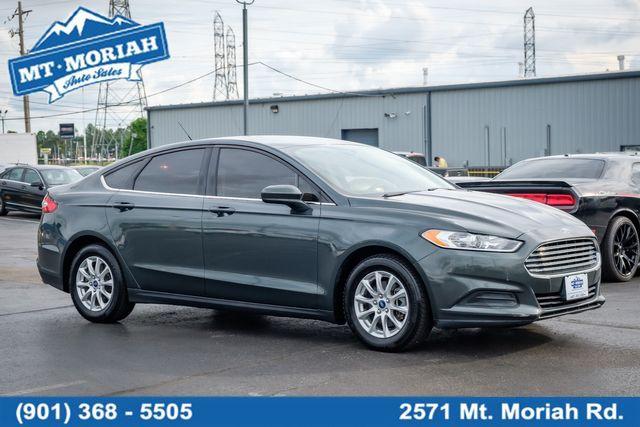 2015 Ford Fusion S in Memphis, TN 38115
